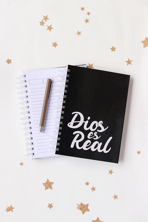 Cuaderno¨Dios es Real¨