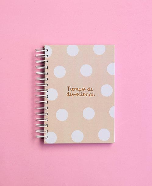 Cuaderno tiempo de Devocional