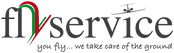 logo flyservice aviazione generale partner sicilytransfer