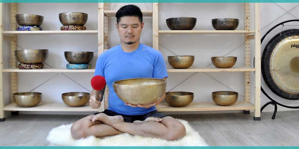 Singing Bowl Training Course & Certification