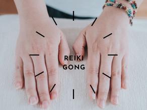 Reiki and gong