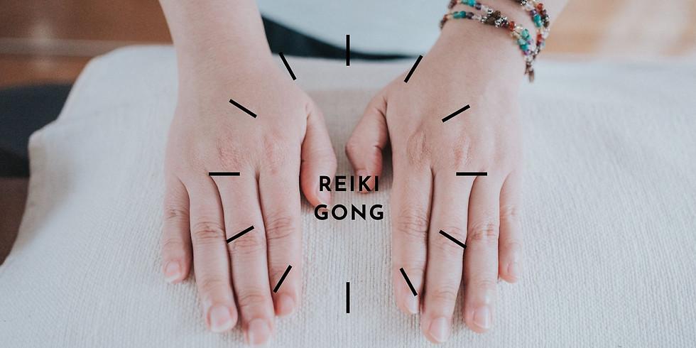 Reiki+Gong: Summer Solstice