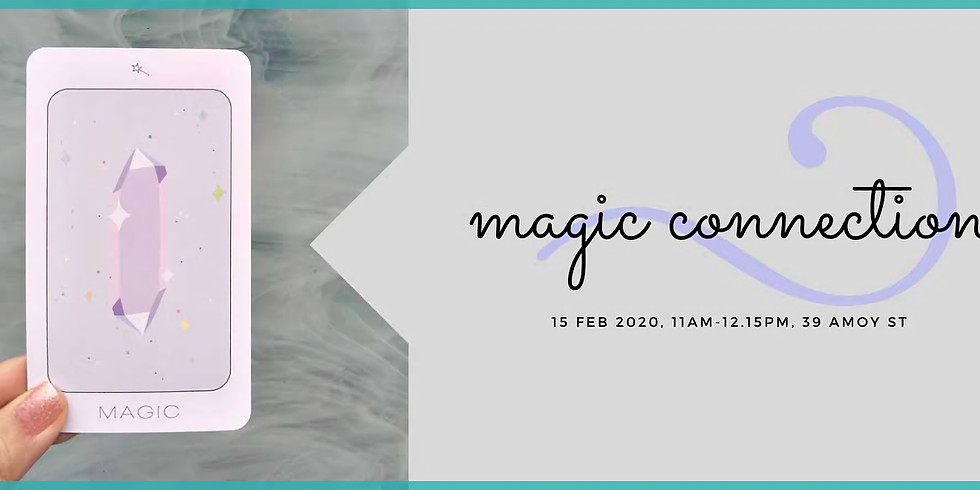 Magic Connections: A Valentine's Day Gong & Cacao Session