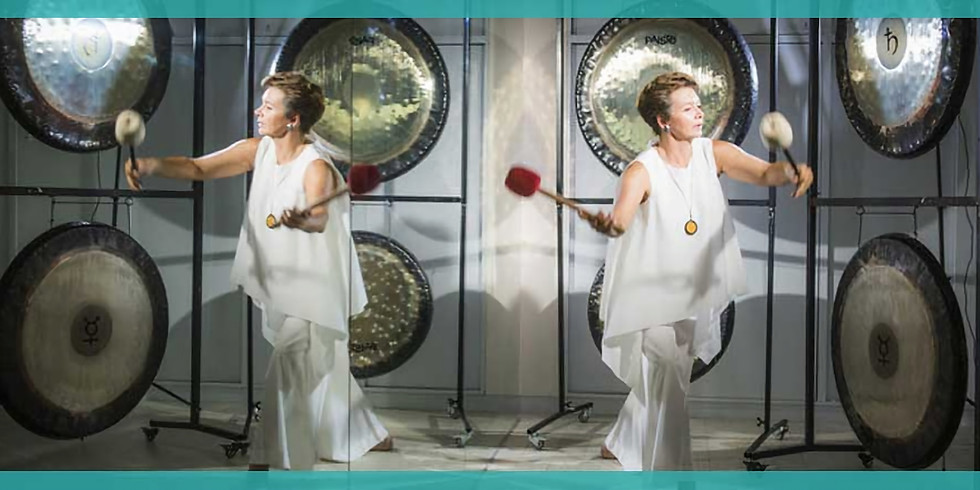 [Cancelled] Gong Relaxation with Martha Collard