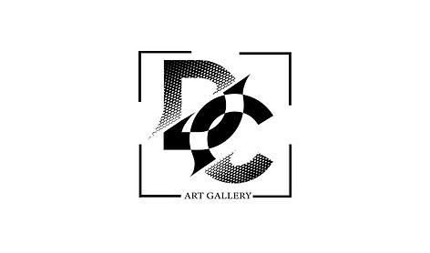 DC Art Gallery UK-Germany Logo and Brand Identity