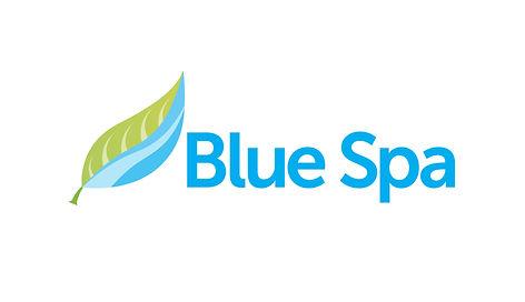 Blue Spa Logo & Industrial Design