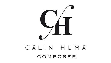 Calin Huma Composer Brand Identity