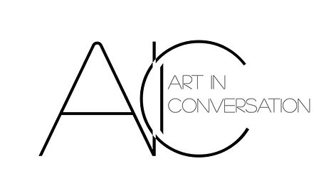 Art In Conversation UK Brand Identity