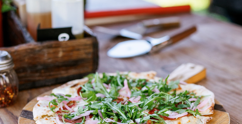 Wood Fired Pizza Pie