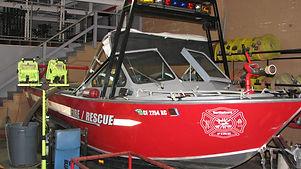 Dive Team Boat