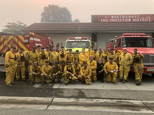 picture of firefighters