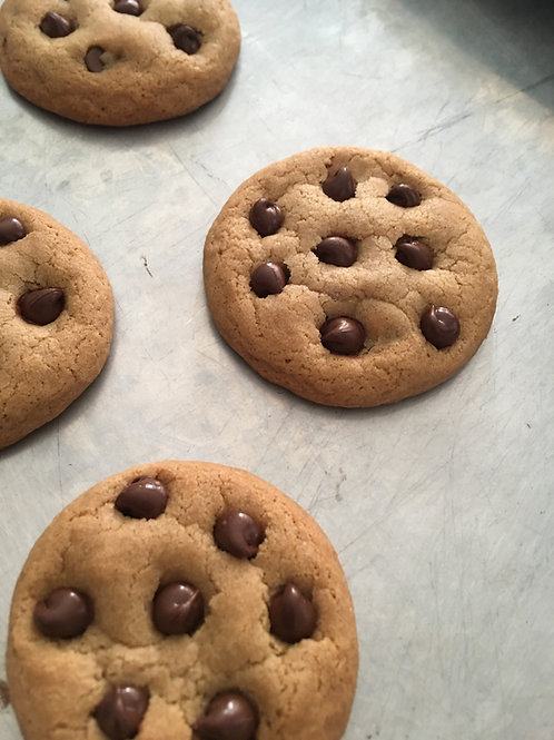Chewy Chocolate Chip