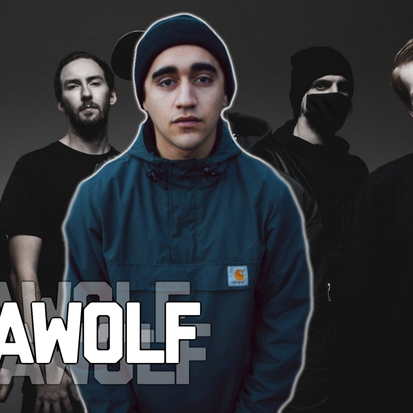 Will ex-Northlane vocalist Adrian Fitipaldes be the next Alpha Wolf front man?
