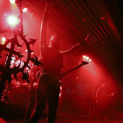 Sinsaenum X Scaphis X Requiem @ Max Watts [GIG REPORT]