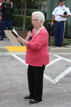 Master of Ceremony, Ann Gay