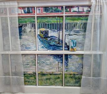 Through a window II