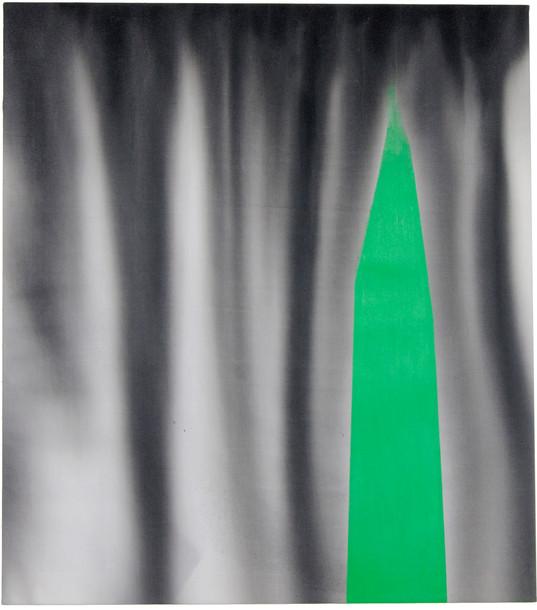 Green traces / Grüne Spuren