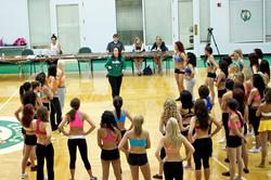 Mina Ortega teaching pro teams