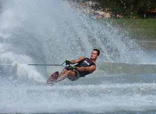 1 - 31 October 2018 Texas (Tom's Water Ski National Collegiate Championship & US F1 Grand Pr