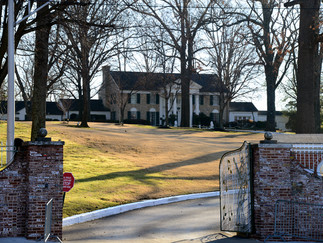 24-27 January 2015 Virginia, Tennessee & Arkansas