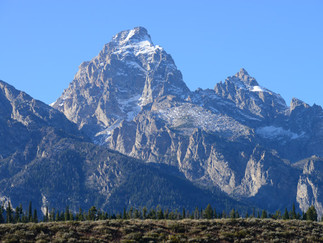 20 - 25 September 2015 Wyoming - Grand Teton NP & Jackson Hole