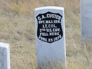 7 - 8 October 2015 Wyoming - Little Bighorn Battlefield