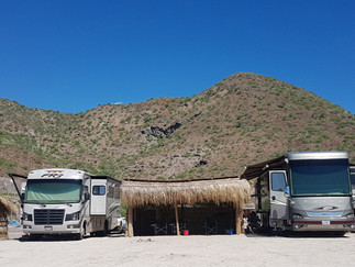 16 - 30 September 2016 Baja, Mexico