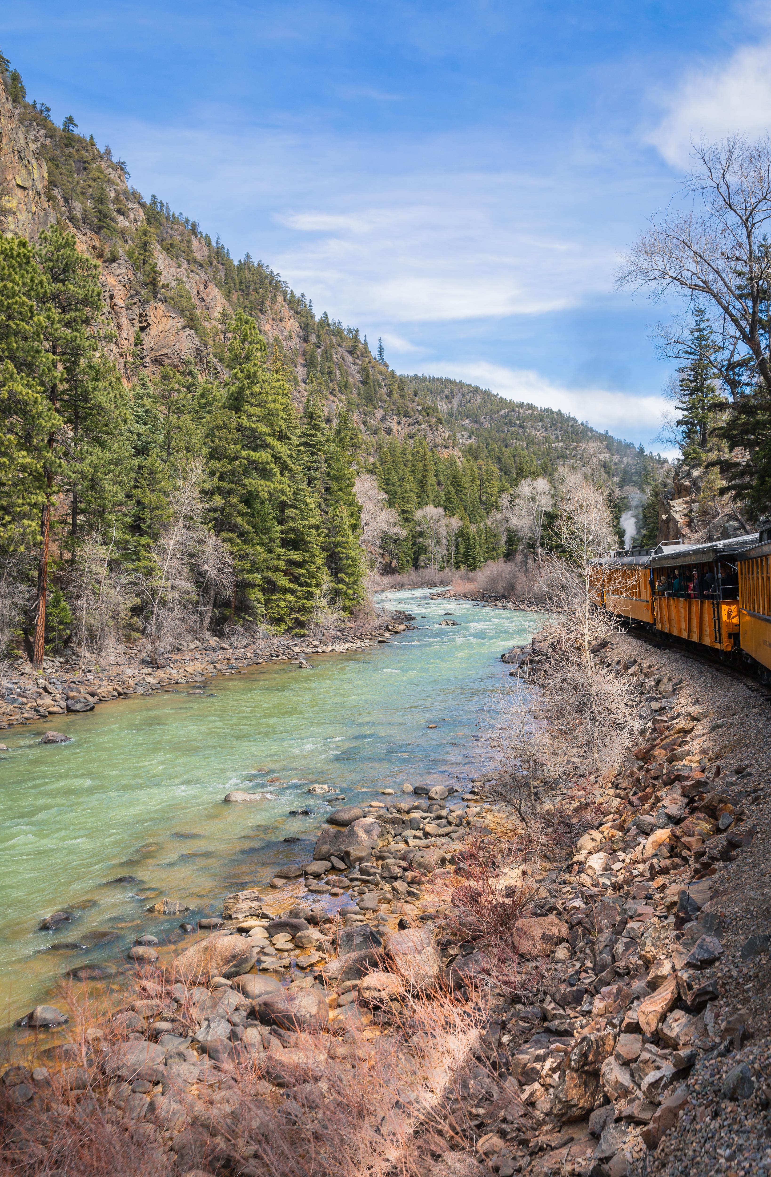 River & Track