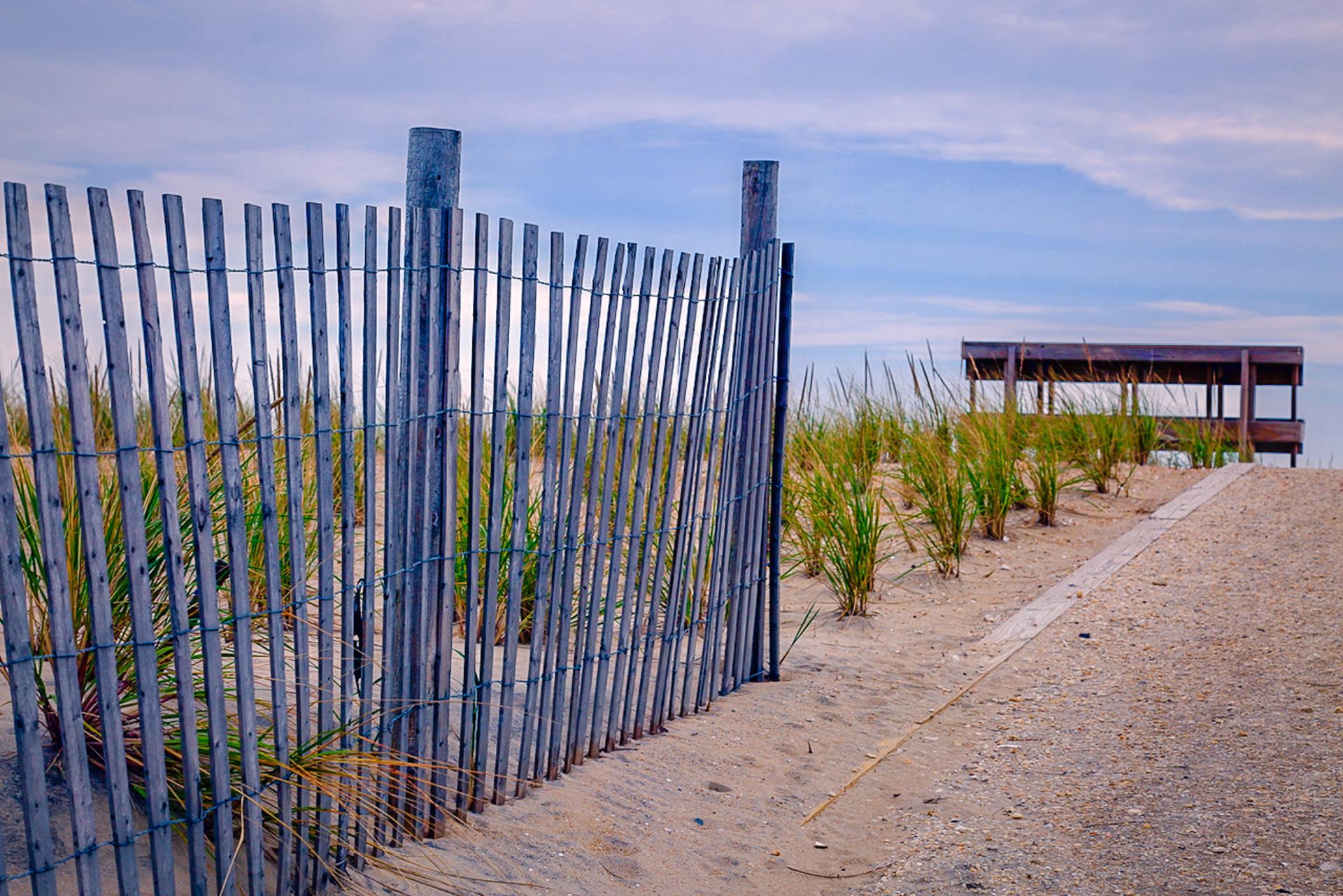 The LBI Beach Entry