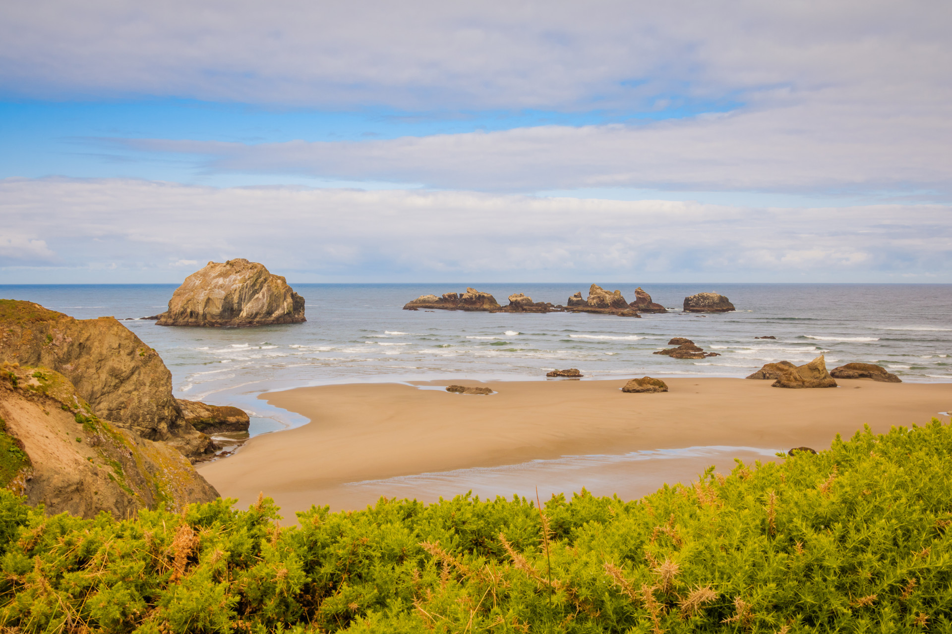 Oregon Coast Rock Formations