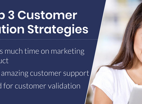 Get Paid for Customer Validation + 3 Other Top Startup Tips