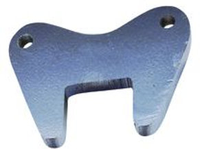 HYDRAULIC DISC MOUNT PLATES SUIT 40MM & 45MM AXLES