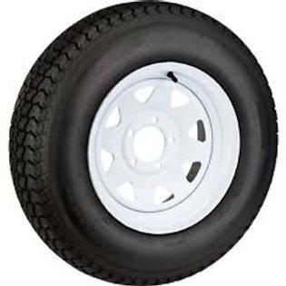 """13"""" Rim & Tyre"""
