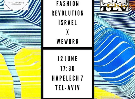 A Fashion Revolution is Happening in Israel