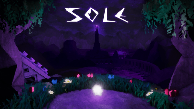 Sole key art, illustrated, modeled and edited by me.