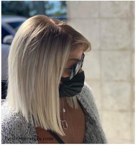 Face Bayalage - Blonde