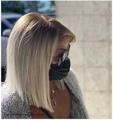 Balayage + Hair Extensions