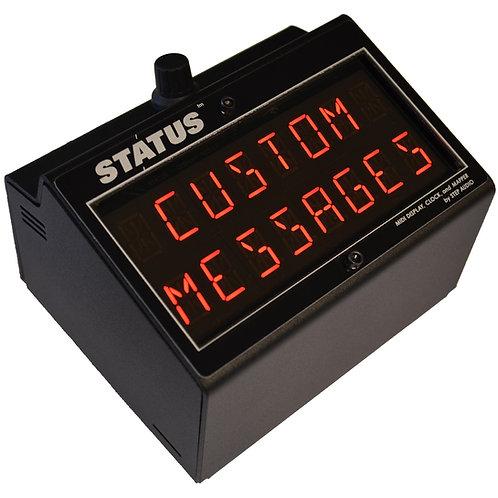 STATUS Studio   MIDI Display, Clock, and Mapper
