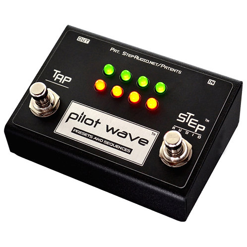 Pilot Wave | MIDI Effect Sequencer