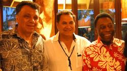 Figueroa, Mayor of Easter Island and Pele
