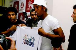 Futbol 4 Peace Ambassador Ronaldinho