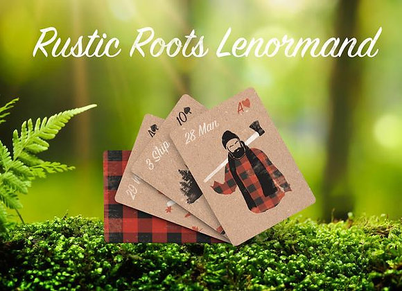 Rustic Roots Lenormand