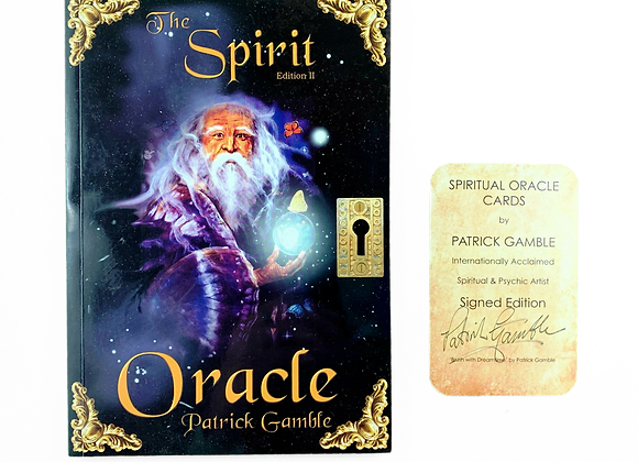 The Spirit Oracle - Patrick Gamble Signed Edition