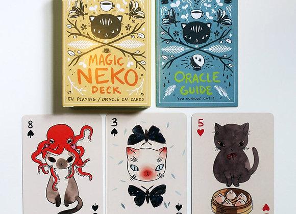 Magic Neko Deck