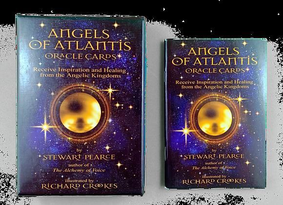 Angels of Atlantis Oracle - Steward Pearce