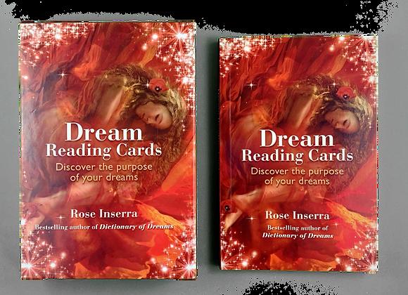 Dream Reading Cards - Rose Inserra