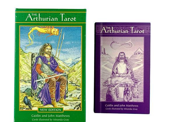 The Arthurian Tarot 2006 Ed