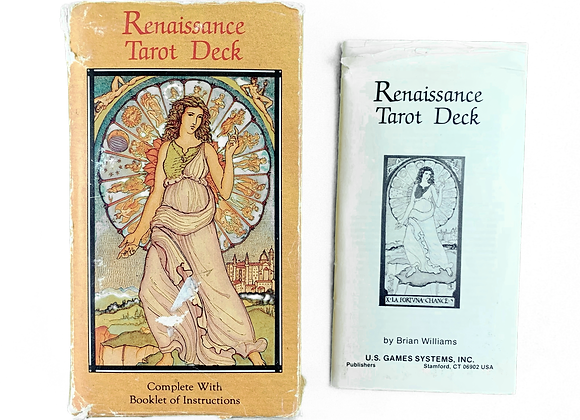 Renaissance Tarot Deck - Brian Williams
