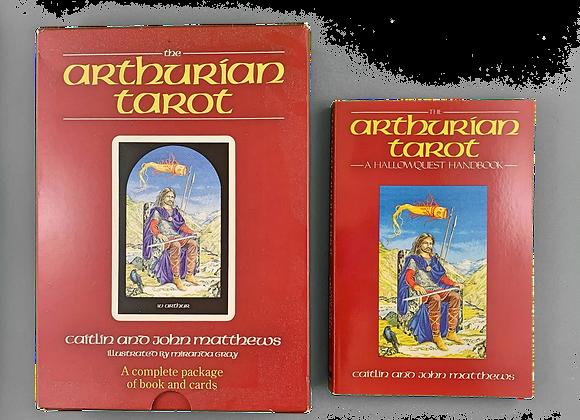 The Arthurian Tarot - 1990