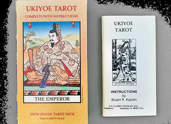 Vintage Ukiyoe Tarot - 1983
